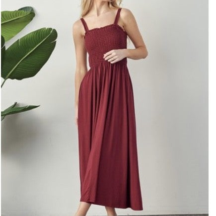 Natasha Midi Dress