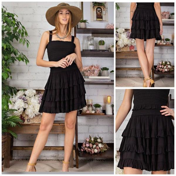 Amelia Ruffle Skirt