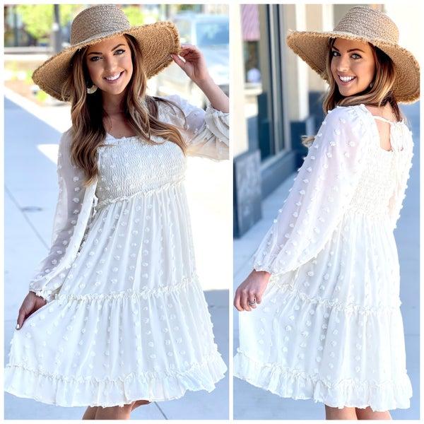 Vivian Smocked Dress