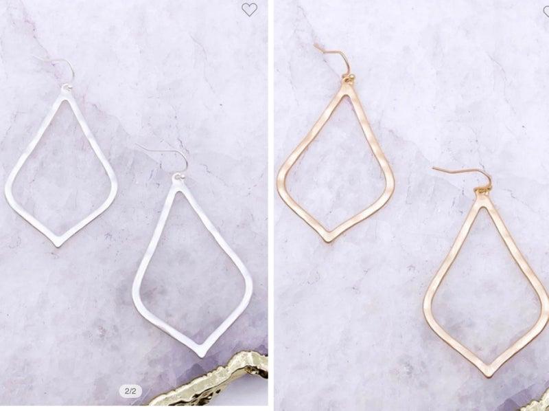Everyday Dangle Earrings
