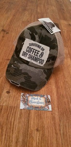 Surviving on coffee & dry shampoo