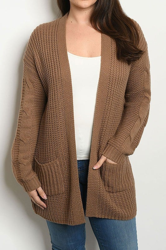 Pebble Plus Cardigan