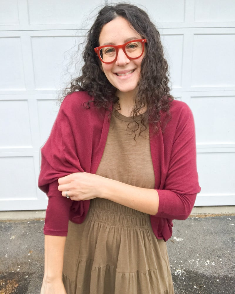 The Berrymere Cardigan (S-3X)