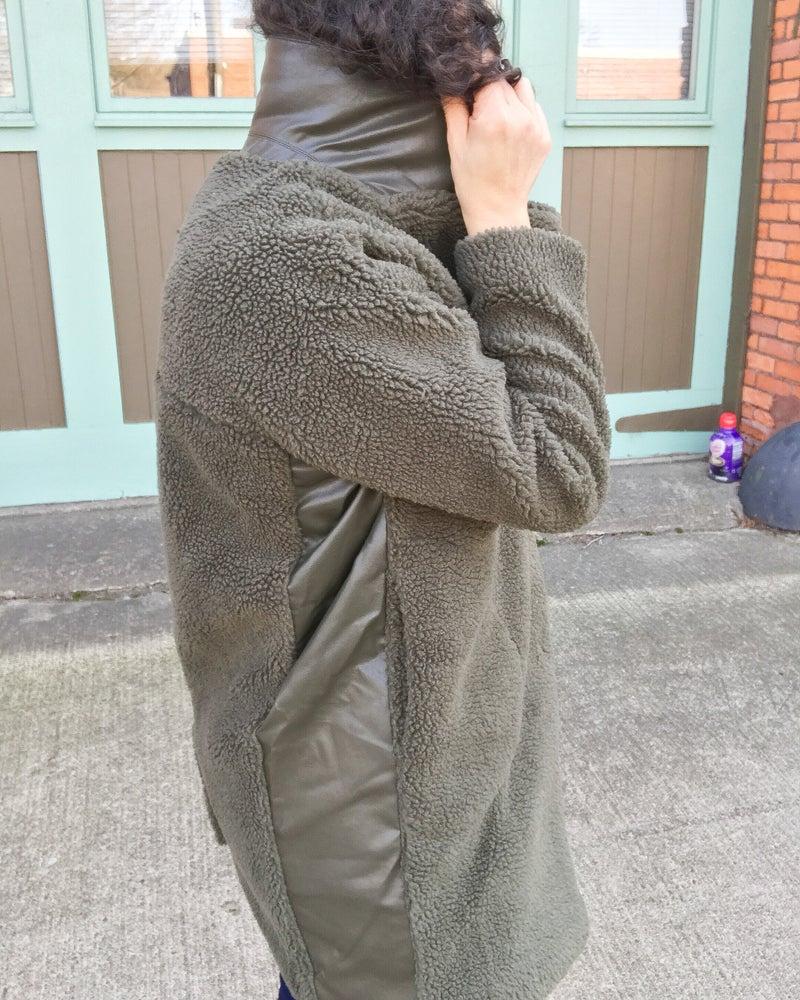 Cool + Cozy Coat