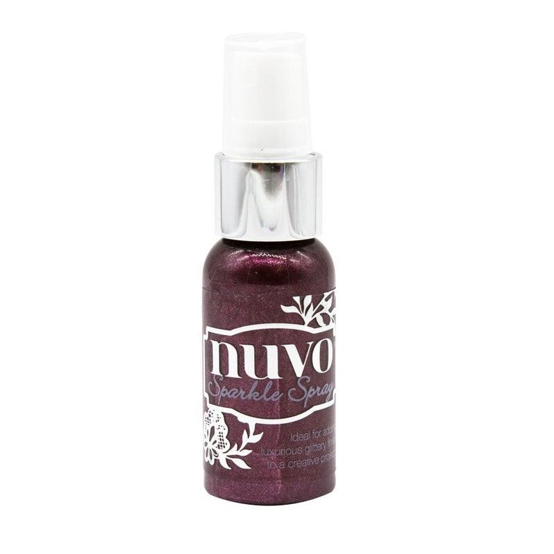 Nuvo Sparkle Spray  Amethyst Shimmer