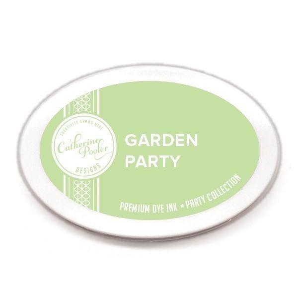 Catherine Pooler Premium Dye Ink Pads  GARDEN PARTY