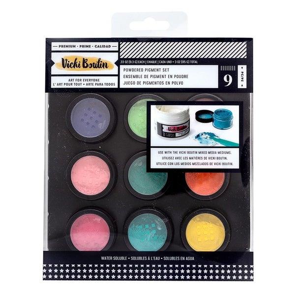 Vicki Boutin Powdered Pigment Set
