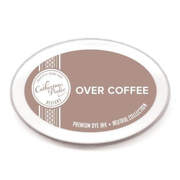 Catherine Pooler Premium Dye Ink Pads - OVER COFFEE