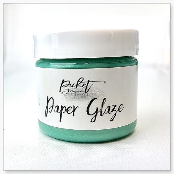 Picket Fence Studios Paper Glaze - Succulent Green
