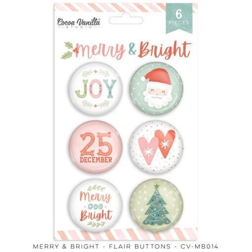 Cocoa Vanilla Studio Merry & Bright Flair
