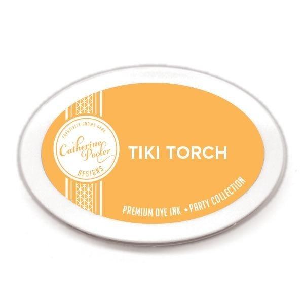 Catherine Pooler Premium Dye Ink Pads TIKI TORCH