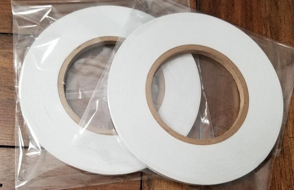 TWIN PACK ScrappyTac Double Sided Tape 1/4 x 60 yards (total 120 yards)