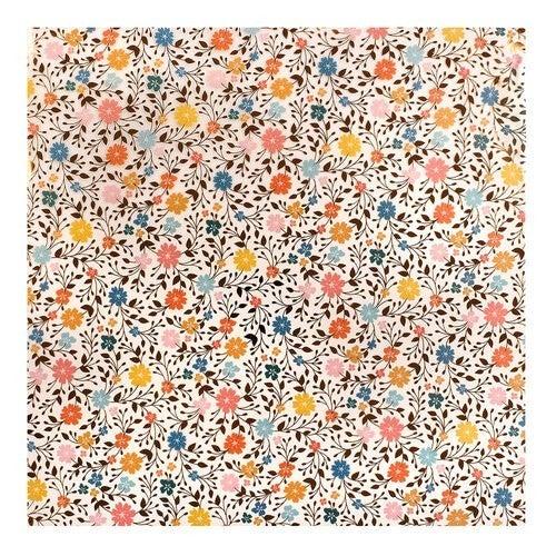 Paige Evans Bungalow Lane 12 x 12 Specialty Paper - Acetate with Copper Foil