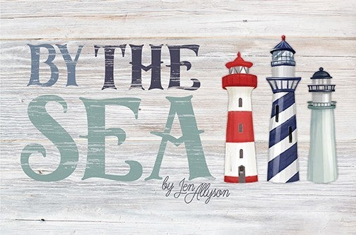 Carta Bella By The Sea 13 pc Paper and 12 x 12 Sticker Set