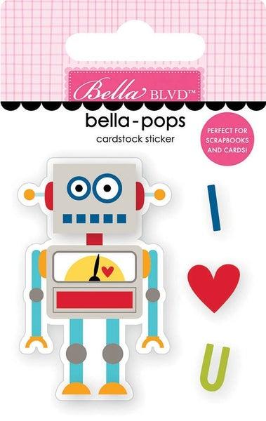 Bella Blvd - To The Moon  Bella Pops - Mr. Robot