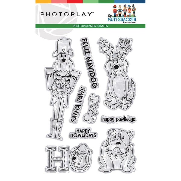 PhotoPlay The Muttcracker Stamp