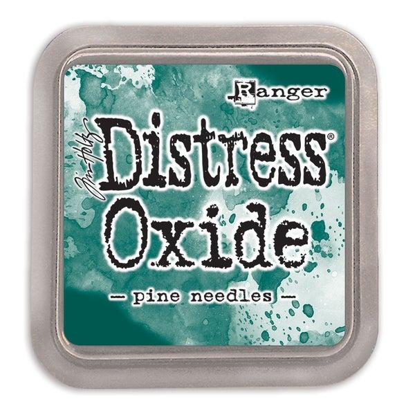 Tim Holtz Pine Needles Distress Oxide Ink Pad