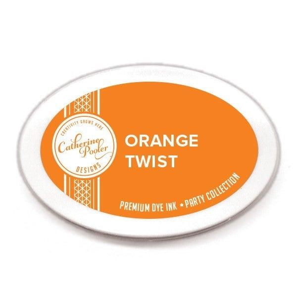Catherine Pooler Premium Dye Ink Pads - Orange Twist