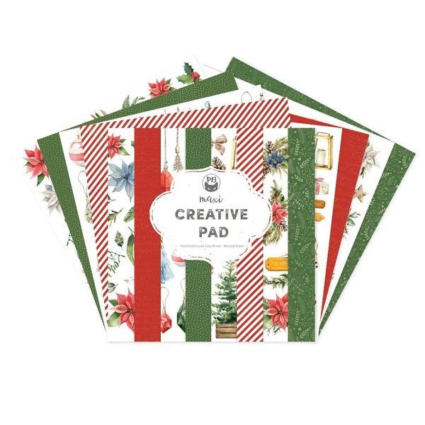 P13 Cosy Winter Maxi Creative Pad