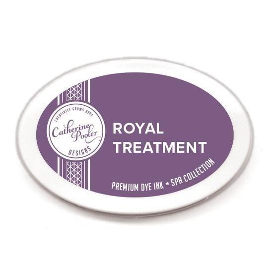 Catherine Pooler Premium Dye Ink Pads ROYAL TREATMENT