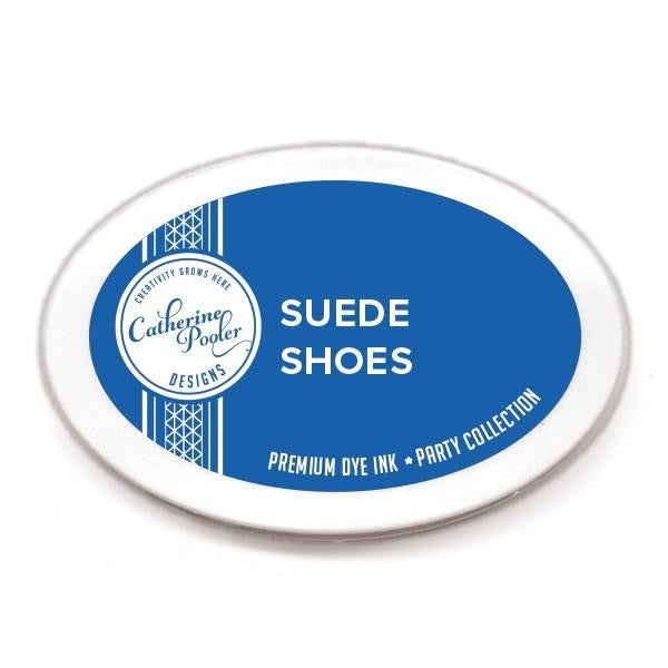 Catherine Pooler Premium Dye Ink Pads SUEDE SHOES
