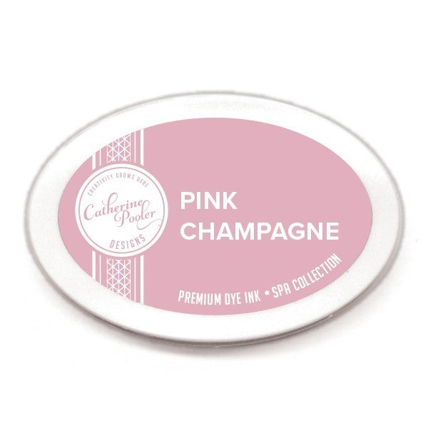 Catherine Pooler Premium Dye Ink Pads Pink Champagne