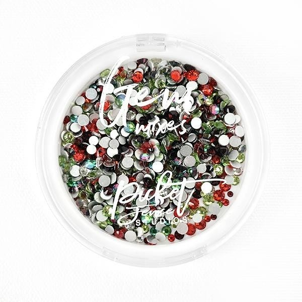 Picket Fence Studios Gem Mix - Candy Canei