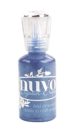 Nuvo - Crystal Drops - Navy Blue - 659n