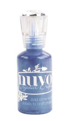 Nuvo - Crystal Drops - Navy Blue - 659n