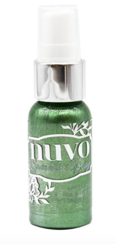 Nuvo  Sparkle Spray  Wispy Willow  1671N