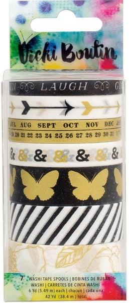 Vicki Boutin Junque Journal Washi Tape