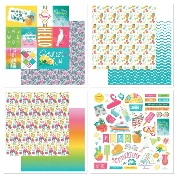 Photoplay Squeeze in Some Fun 7 pc set