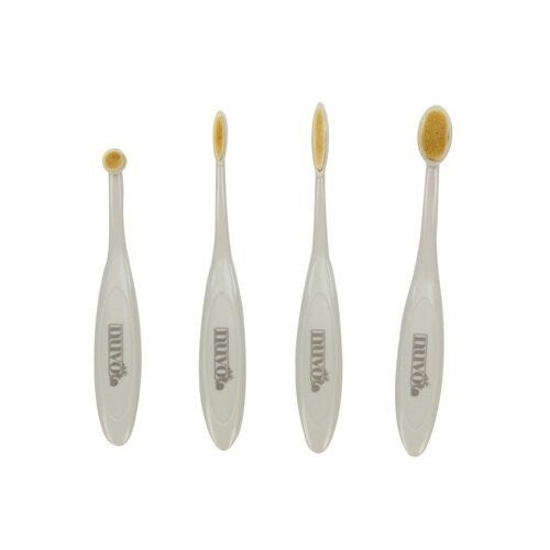 Nuvo - Precision Blender Brushes - 4 Pack