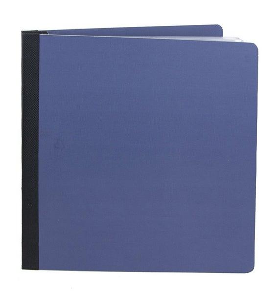 Simple Stories SNAP Studio Flipbook Collection 6 x 8 Flipbook  Navy