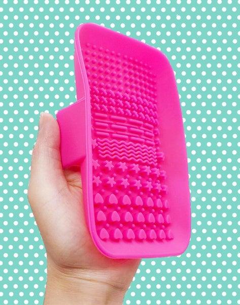 Pink & Main Brush Scrubber