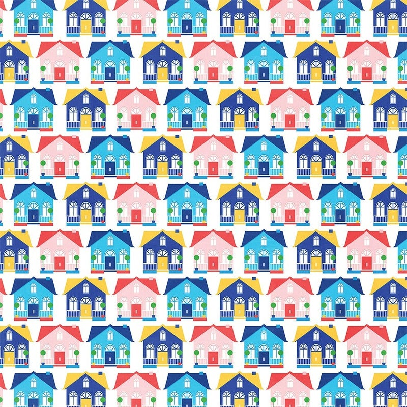 Fancy Pants Designs Hometown Summer  2 PC 12 x 12 Double Sided Paper Hometown