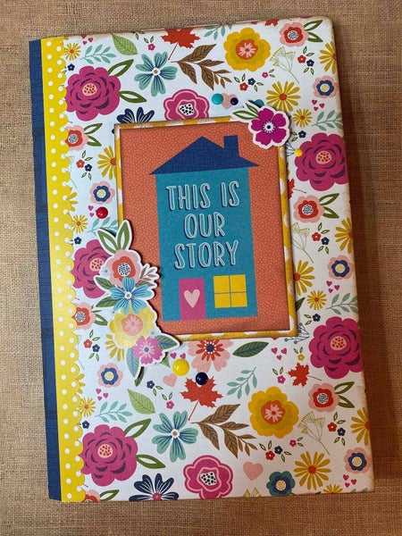 Wicker Lane Family Mini Album Kit and Class with Gina Crotchfelt 7/25/21  11 am