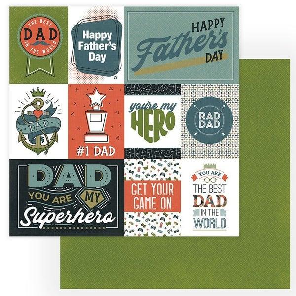 """Colorplay Rad Dad """"Best Dad"""""""