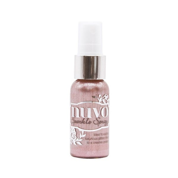 Nuvo Sparkle Spray Blush Burst