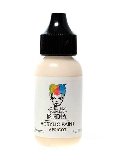 Ranger Dina Wakley Media Acrylic Paint APRICOT