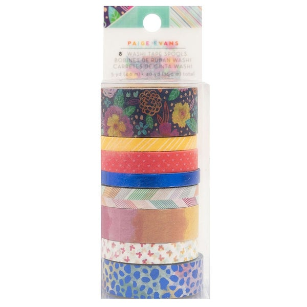 Paige Evans Go the Scenic Route Washi Tape