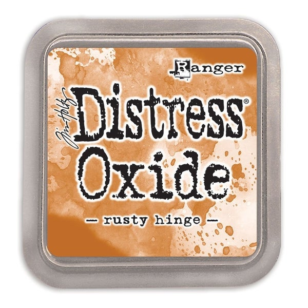 Tim Holtz Rusty Hinge Distress Oxide Ink Pad