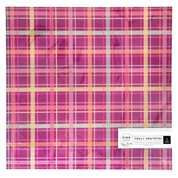 Pink Paislee Paige Evans Truly Grateful Specialty Sheet