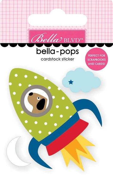 Bella Blvd  To The Moon Bella Pops - Soar High