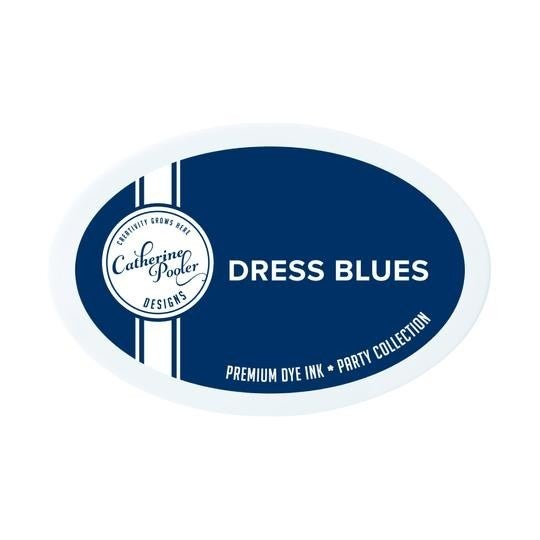 Catherine Pooler Dress Blues Ink Pad