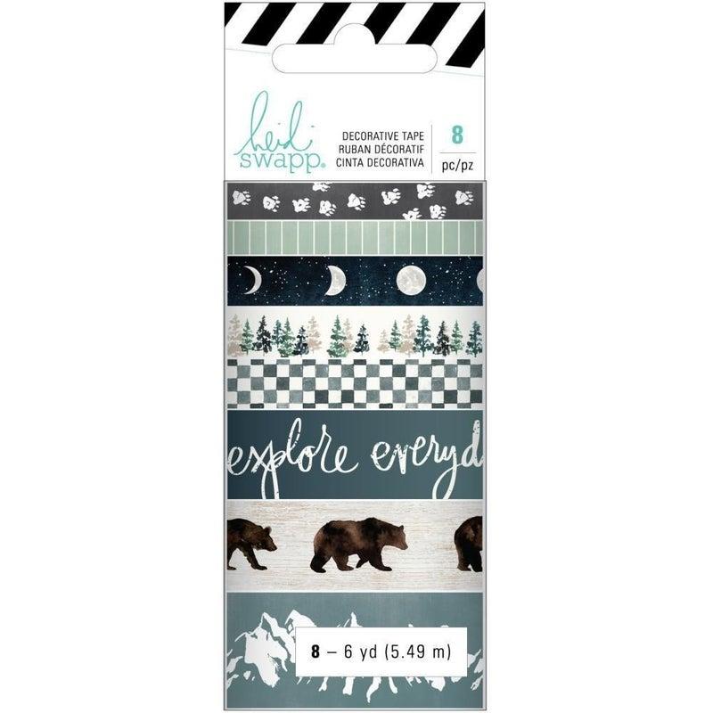 Heidi Swapp Wolf Pack Washi Tape