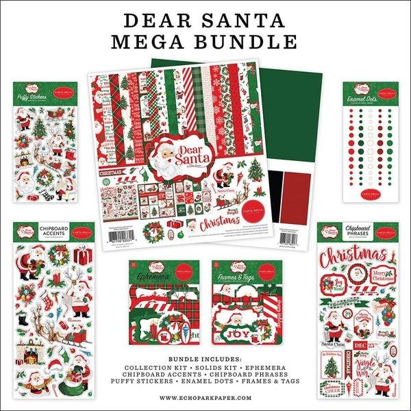 Carta Bella Dear Santa Mega Bundle