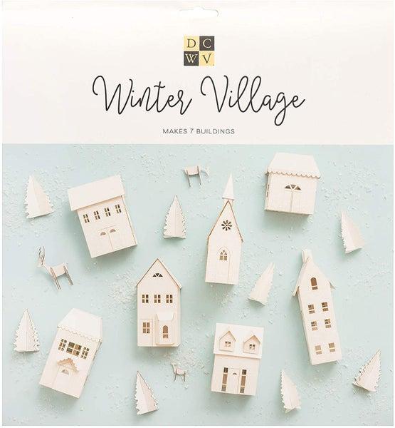 DCWV Winter Village