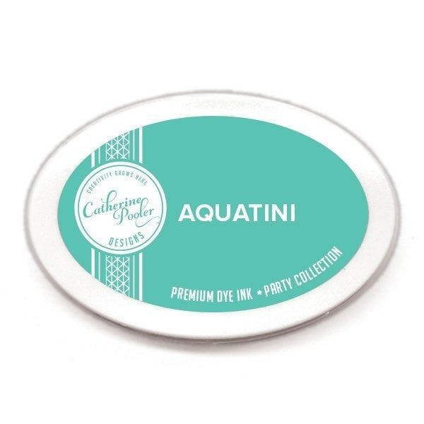 Catherine Pooler Premium Dye Ink Pads - Aquatini
