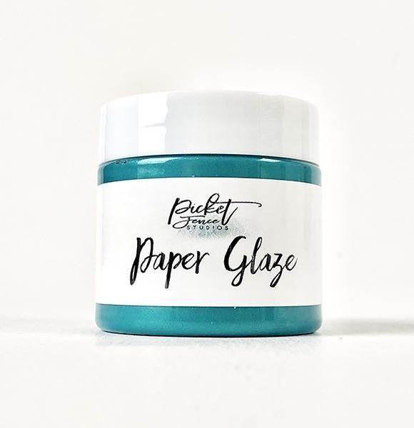 Picket Fence Studios Paper Glaze - Jade Vine